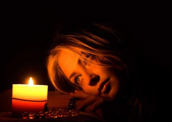 Гадание на свечах на будущее, любовь и любимого по имени (в Рождество и Святки)