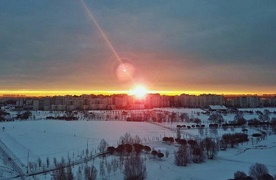 Погода в Москве и Московской области на февраль 2018 года – самый точный прогноз от Гидрометцентра