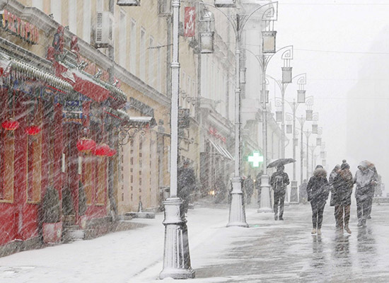 Погода в Москве и Московской области на март 2018 года – самый точный прогноз от Гидрометцентра