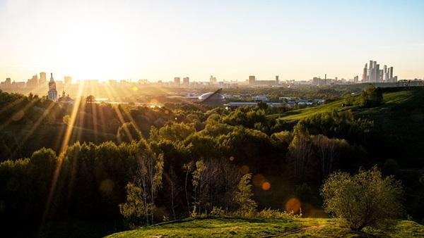 Какая будет погода в Москве и Московской области в мае 2018 - прогноз Гидрометцентра