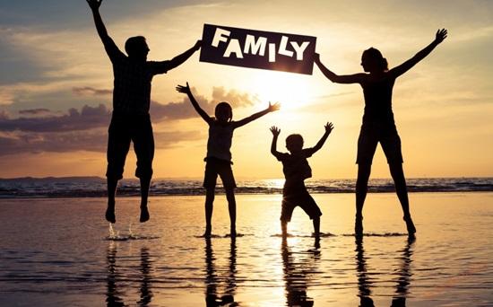 Красивые открытки и картинки с Днем семьи, любви и верности 2018