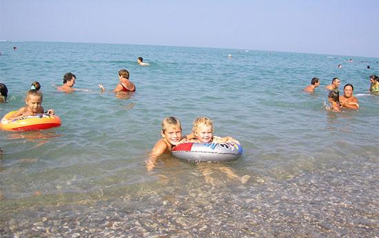 Погода в Крыму на июль 2018 года – самый точный прогноз от Гидрометцентра в начале и конце месяца, температура воды и воздуха