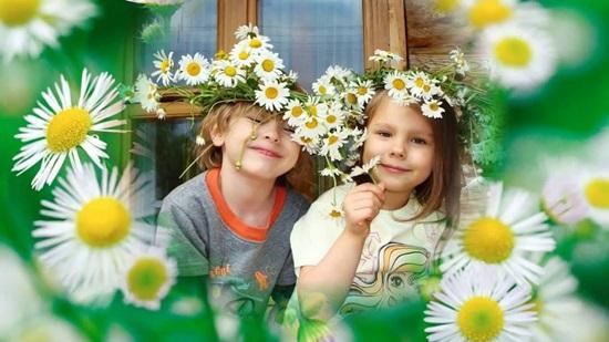 Красивые стихи на День семьи, любви и верности для детей, маме, папе, любимому мужу