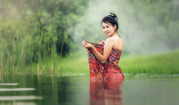 Фото отдых азиаток — 6