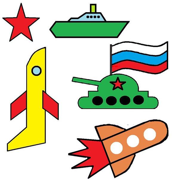 Днем рождения, открытка танк шаблон
