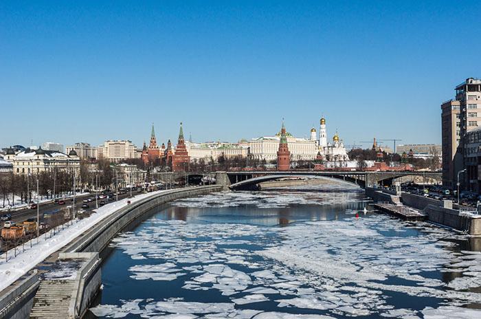 Погода на март 2019 в Москве и Московской области