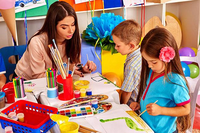 Стихи на выпускной в детском саду детям, родителям, воспитателю