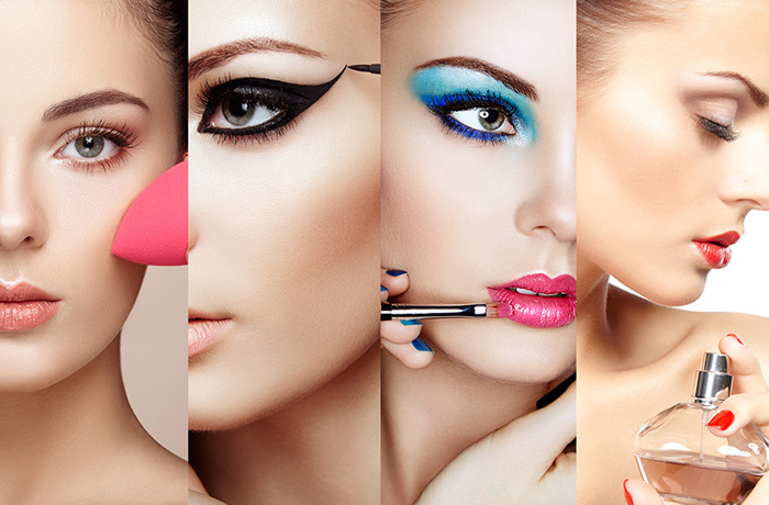 Летний макияж глаз