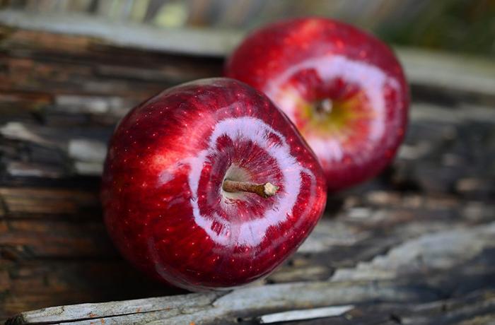 Яблоки — источник клетчатки