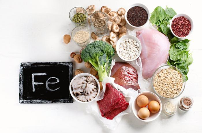 Как повысить гемоглобин в крови: продукты