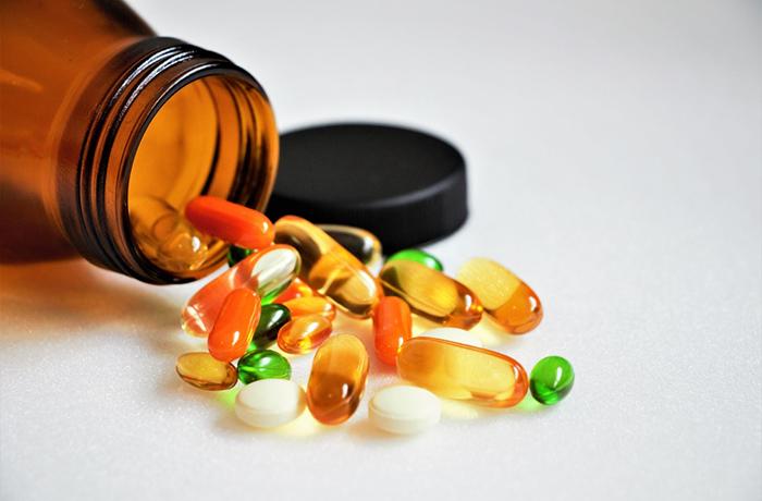Препараты с витамином E