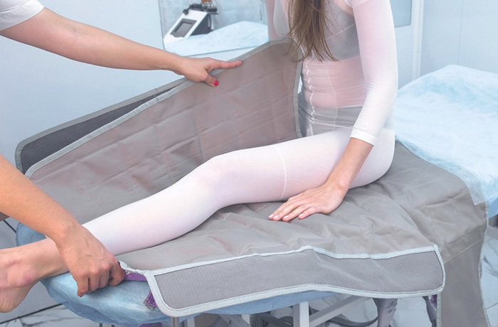 Прессотерапия — что это за процедура?
