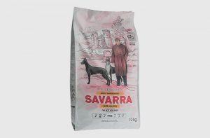 SAVARRA Puppy Large Breed Ягненок и рис
