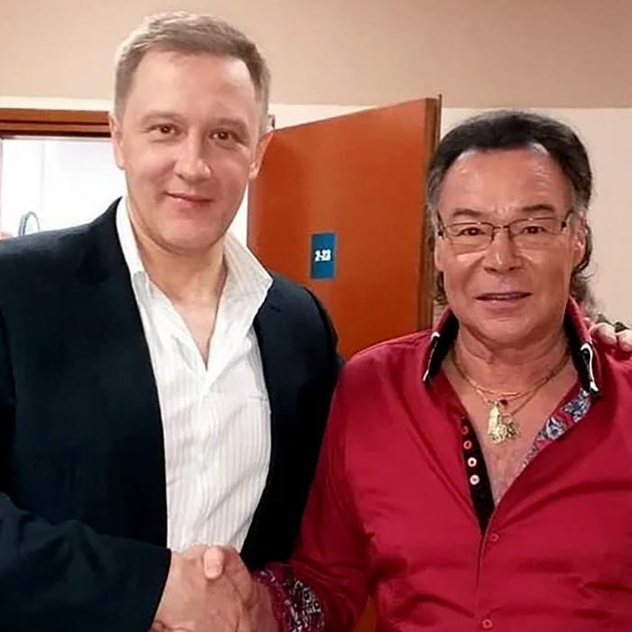 Михаил Муромов и Сергей Горобченко
