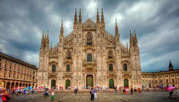 Элеонора Каризи рассказала о своих любимых местах в Милане