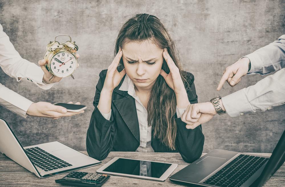 Как бороться с постоянным стрессом