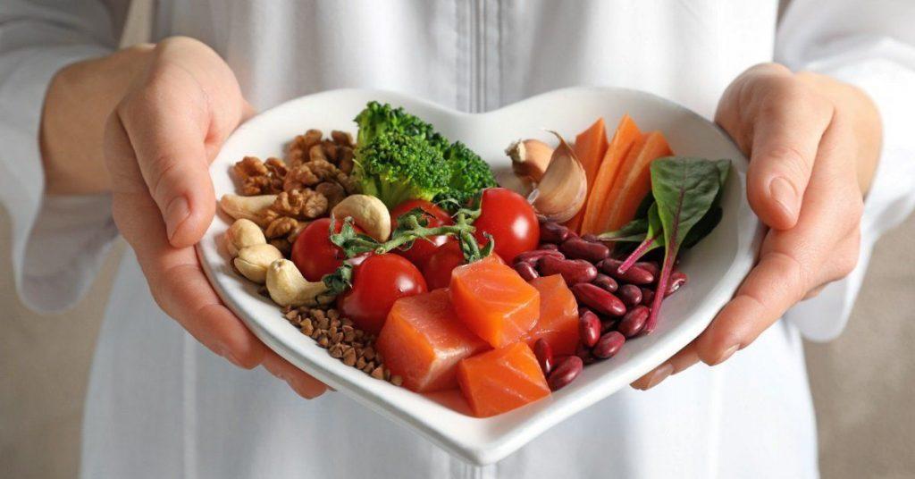 Продукты, которые помогут сохранить здоровье сосудов