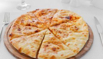 Простой рецепт классического хачапури с сыром