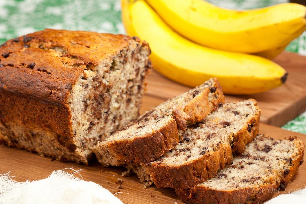 Банановый хлеб: пошаговый рецепт классического американского лакомства