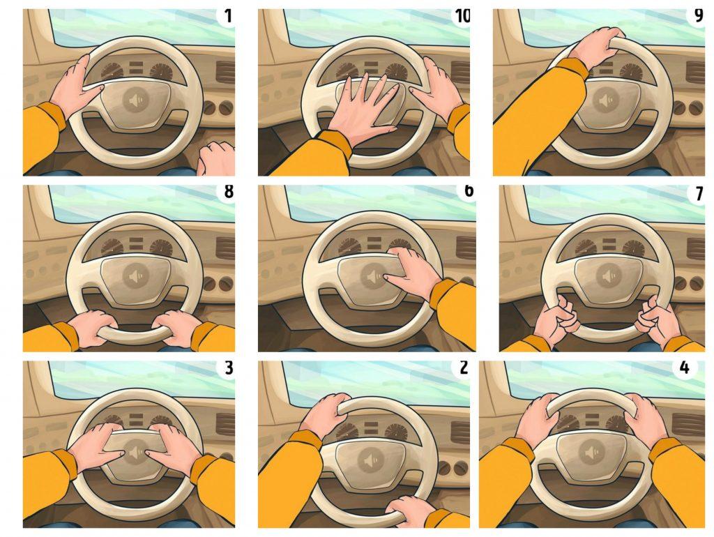 подбору как держат руль разные люди картинка всеми своими музыкальными