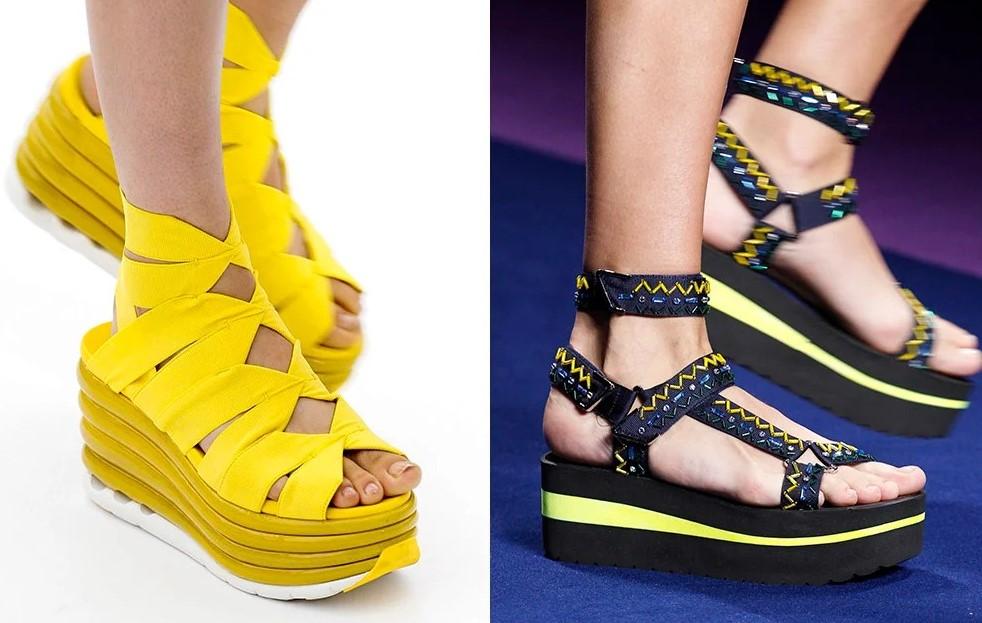 Обувь весенне-летнего сезона, 7 моделей в словаре современных женщин