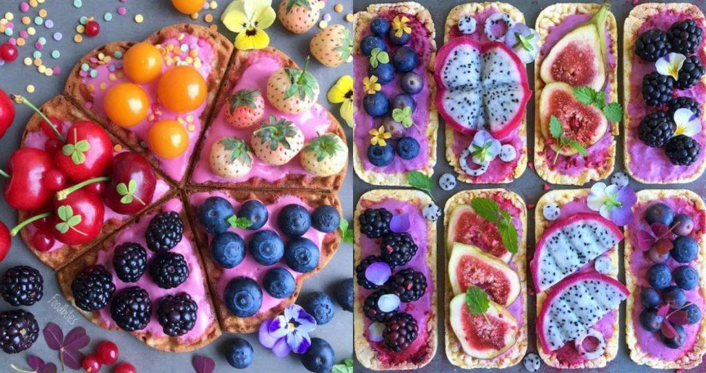 20 ярких примеров того, как оформить полезное фруктово-ягодное лакомство