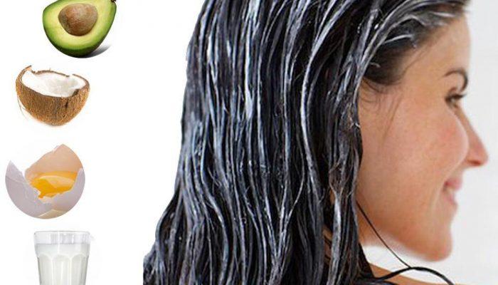 Продукты, которые влияют на рост волос