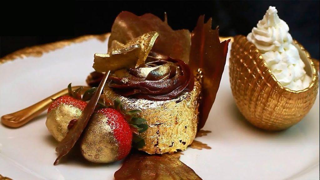 Дорого и вкусно: какие десерты предпочитают очень богатые люди