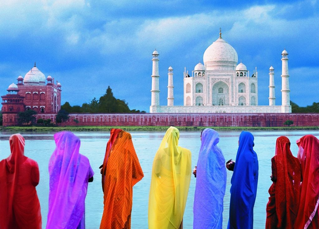 А что вы знаете про колорит Индии? 5 удивительных фактов об этой стране