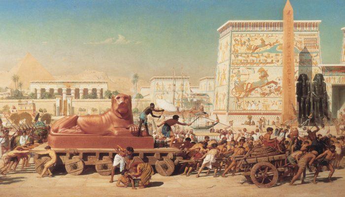 Краткий обзор «темных веков» Древнего мира. Часть 2