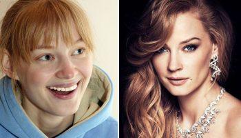 Почувствуйте разницу : как выглядят успешные женщины российского шоу-бизнеса с макияжем и без