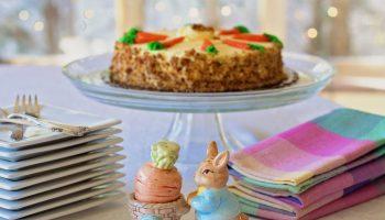 Необычная пасхальная выпечка: рецепт морковного пирога от Крисси Тейген
