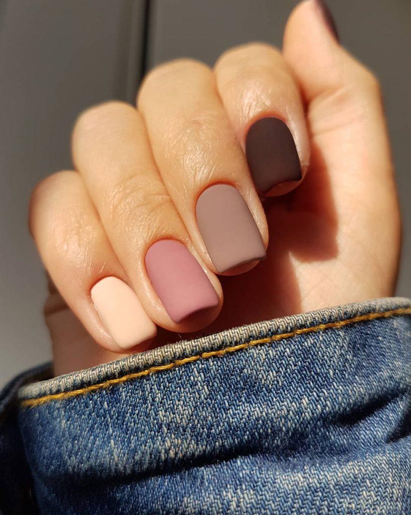 Маникюр 2020 модные тенденции фото короткие ногти