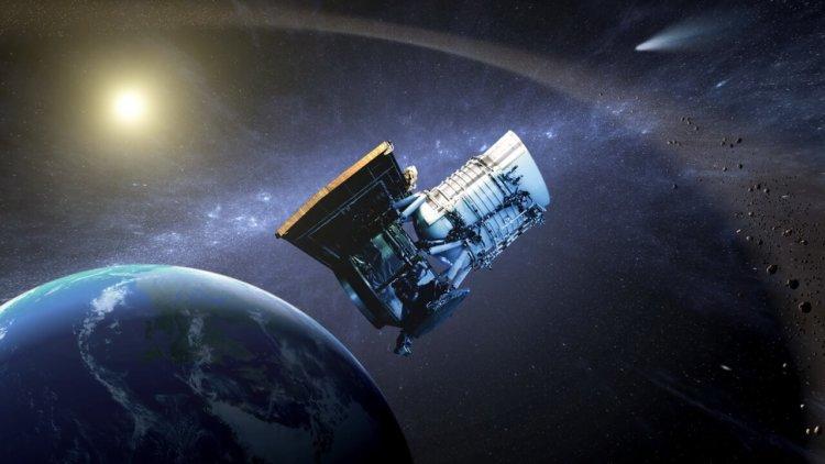 Галактики над головой: красочные снимки космоса, сделанные телескопом Хаббл