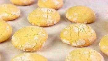 Пряники лимонные: вкусно и быстро