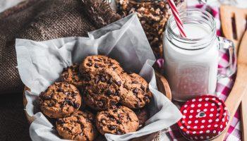 Печенья по-американски: вкусные и очень мягкие