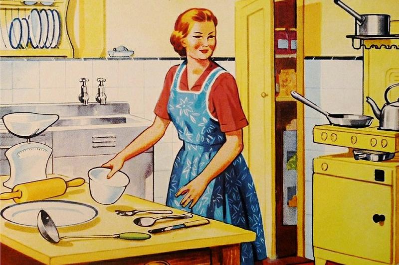 Странный ассортимент: фотография завтрака советского инженера вызвала сомнения у пользователей сети