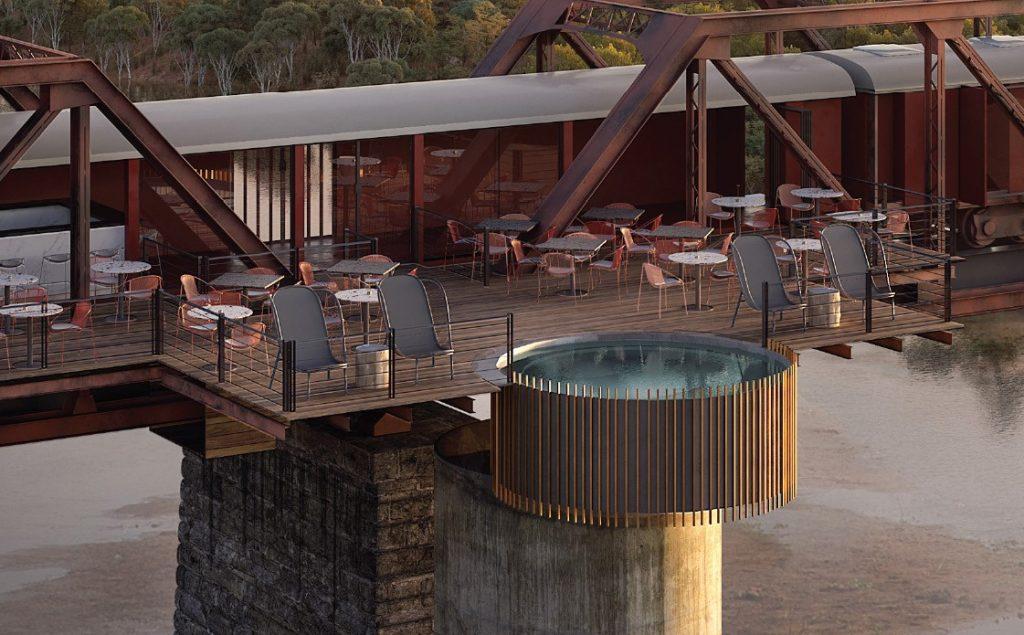 Эко-отель для сафари: как новые технологии развития инфраструктуры в национальном парке Крюгера сохраняют природу