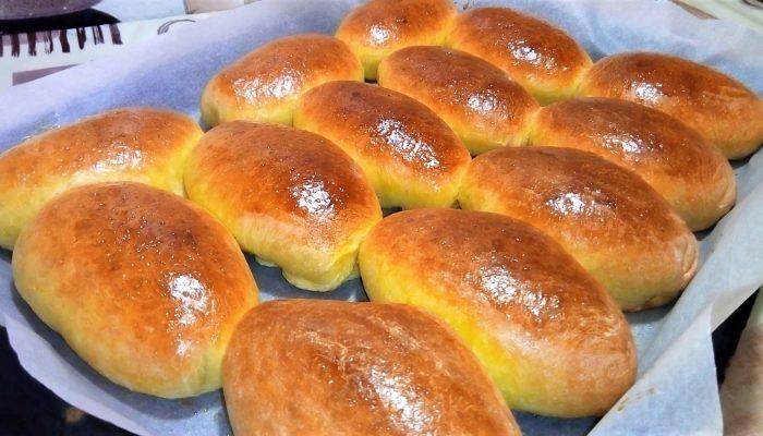 Пирожки к бульону: простой рецепт