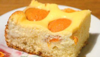 Абрикосовый торт: старинный рецепт