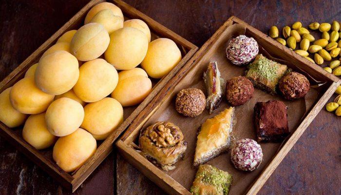 Конфеты из сухофруктов: рецепт правильных сладостей