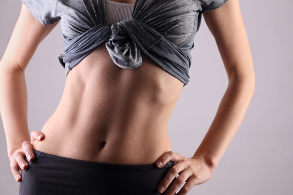 Хочется похудеть и убрать живот