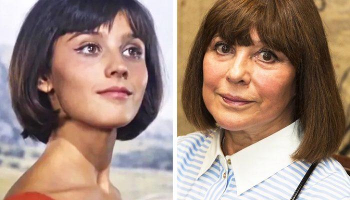Девушки-прелестницы: 7 российских актрис, стареющих красиво