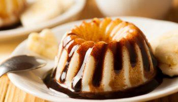 Пудинг ореховый: простой рецепт