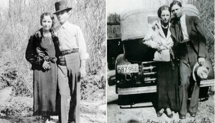 Бонни и Клайд: любовная история одной из самых известных криминальных пар