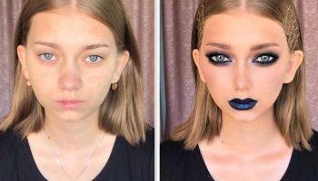 «Гюльчатай, личико-то открой»: девушка 5 лет не показывалась любимому без макияжа