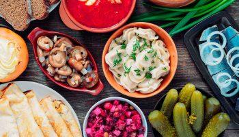 В диковинку: русские блюда, которые удивляют иностранцев