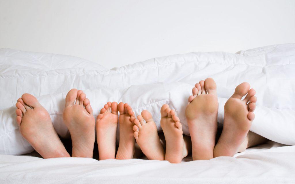 Тест: ваша форма ноги расскажет о характере