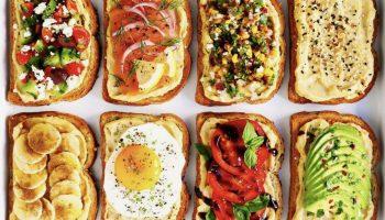 Завтрак «Неделька» — 7 идей быстрых и вкусных завтраков