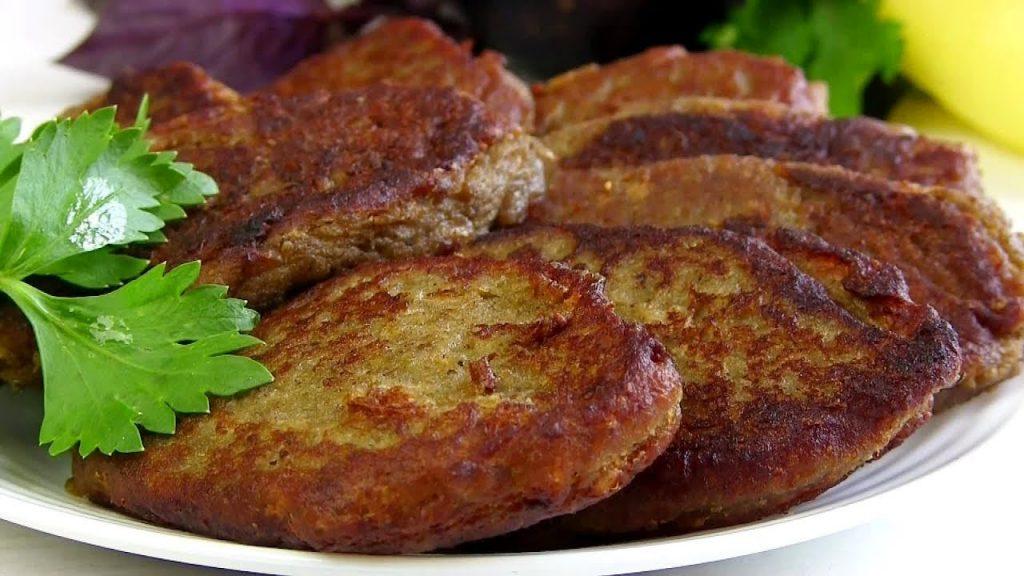 Котлеты с баклажанами: рецепт острой закуски